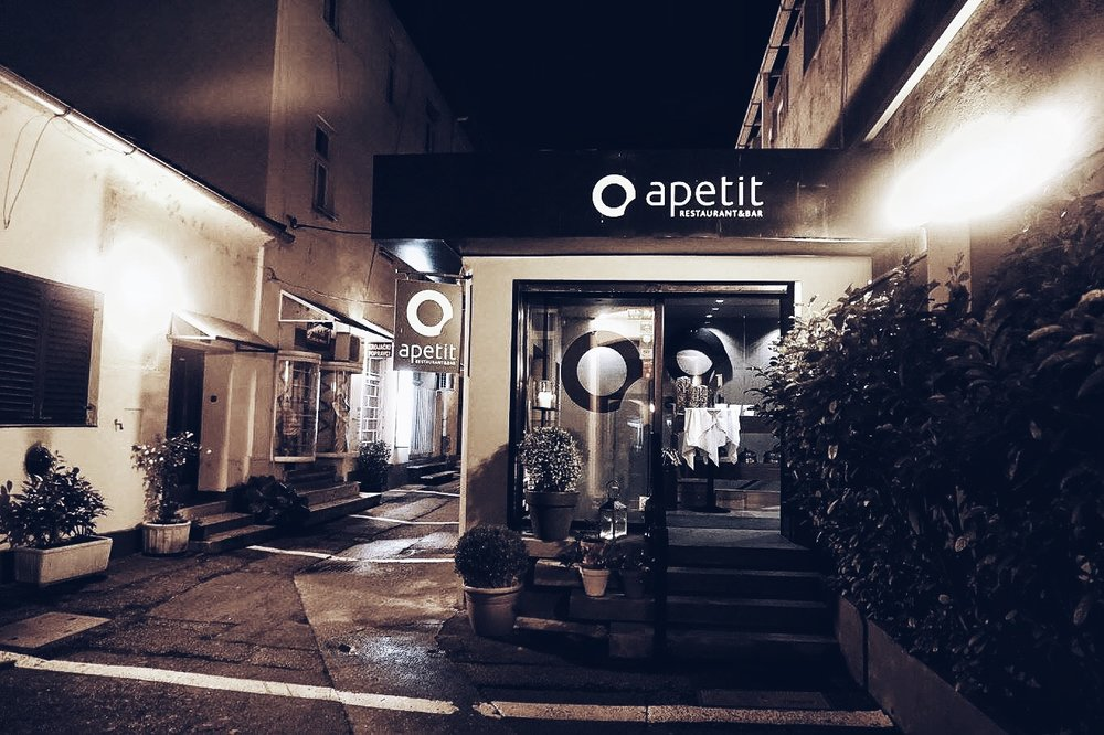 Apetit Restaurant in Zagreb - Black Milk Women