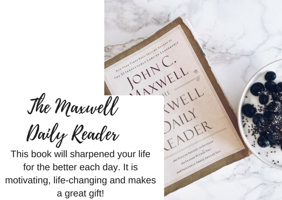 The Maxwell Daily Reader - christmas meaning giflt