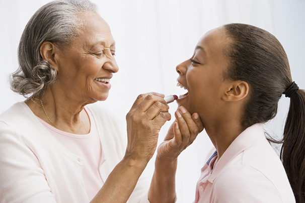 5 BEAUTY TIPS GRANDMA TAUGHT ME - Beauty tips