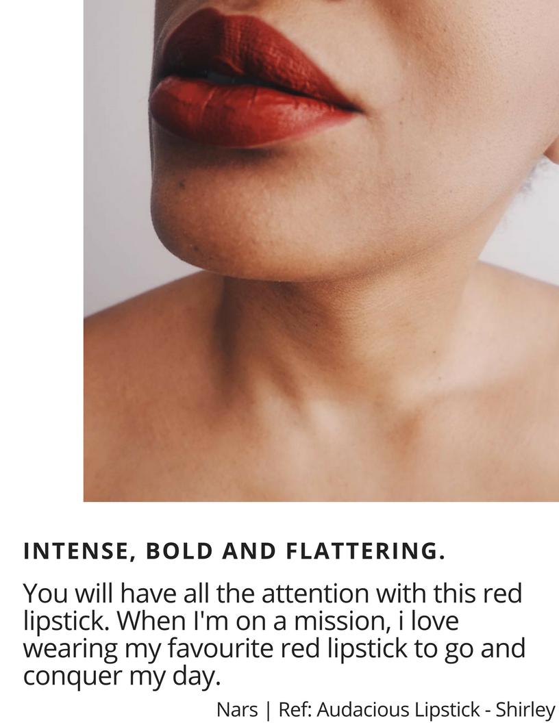 5 feminine and powerful lipstick for black women