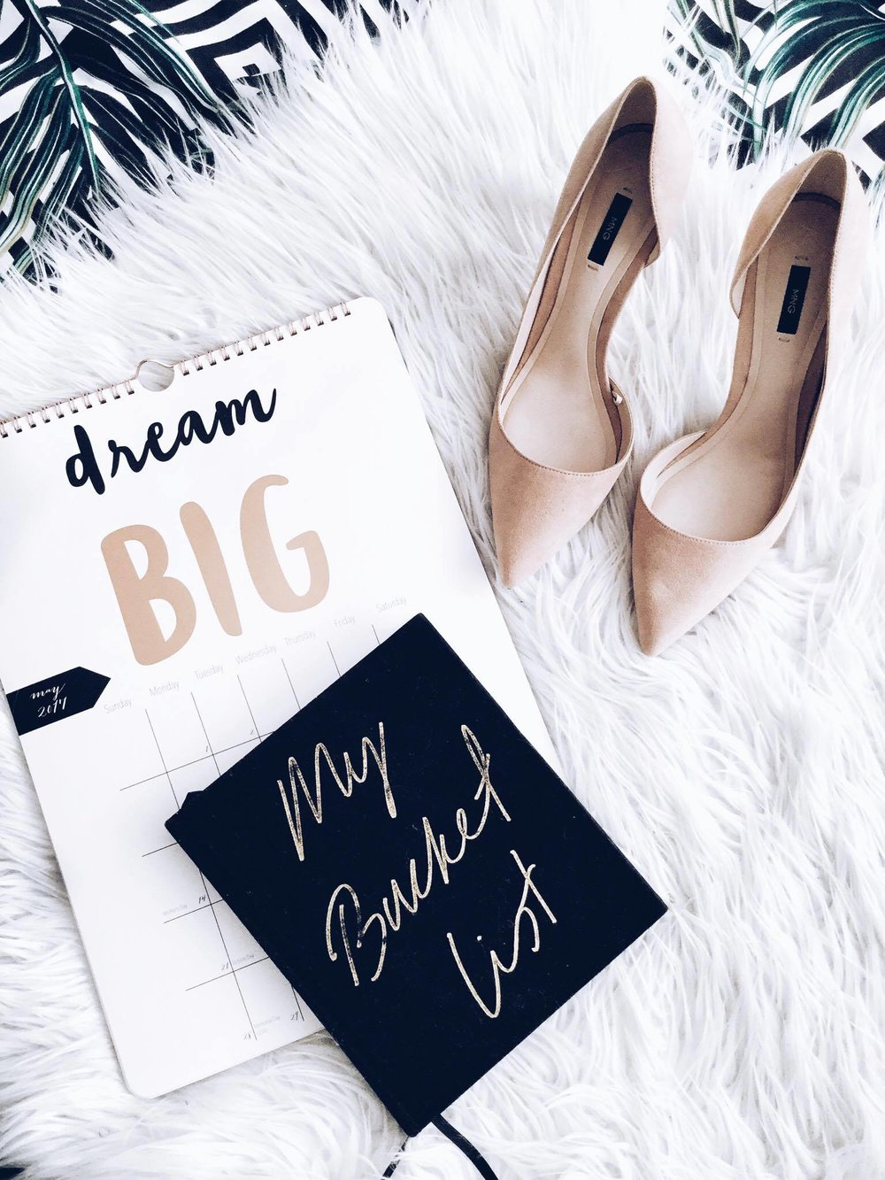 Live your dreams with My Bucket List Journal - Stationery