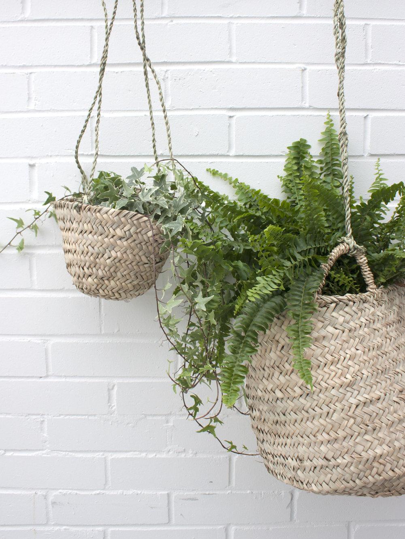 Hanging basket - Montreal - Lifestyle shop - Black Milk Women