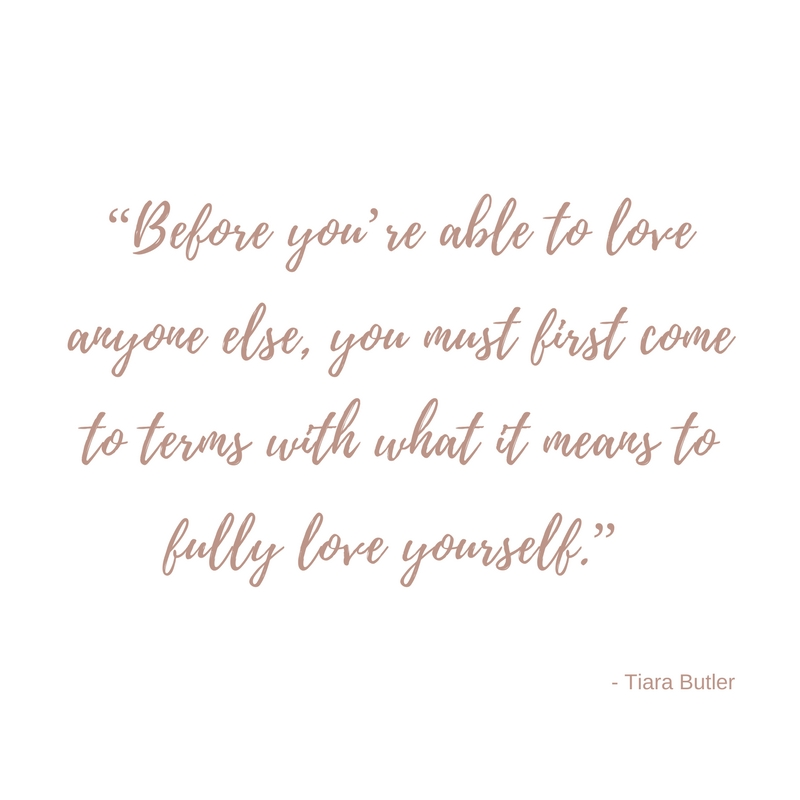 quotes  about self love - black milk women