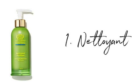 Nettoyant Purifiant Tata Harper - Routine beauté simple et efficace en été - Black Milk Women