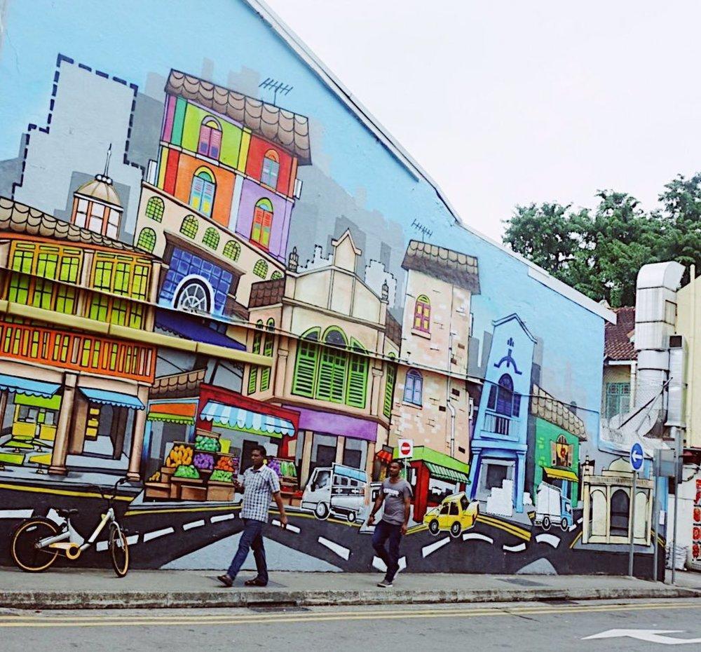 Travel Sweet Memories in Singapore - Black Milk Women