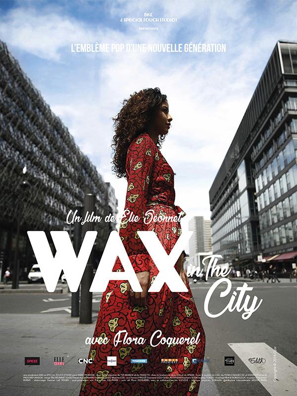 L'Afrique est à la mode ! Son étendard : le wax, que de plus en plus de designers afro-français ont choisi d'intégrer à leurs créations. Flora Coquerel, Miss France 2014, et franco-béninoise, nous invite à les suivre dans leur vie frénétique et mondialisée. Une success story aux couleurs d'un simple tissu devenu le symbole du métissage culturel de toute une génération !  More info ++   Programme:  Projection du film WAX IN THE CITY, réalisé par Elie Seonet,  Défilé Wax de designers montréalais  Exposition & vente d'accessoires et vêtements Wax