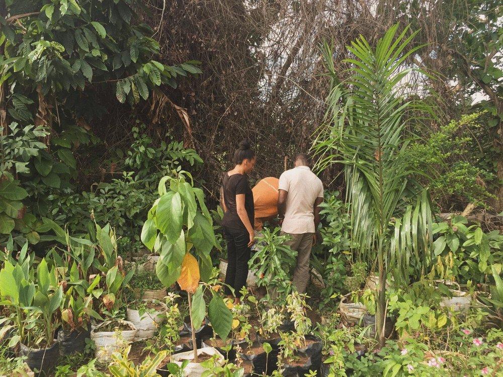 Travel Photo Diary Abidjan - Black Milk Women