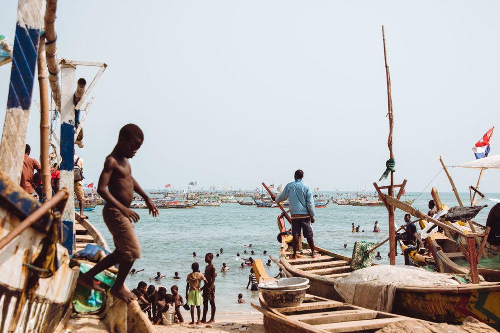 GHANA - TRAVEL