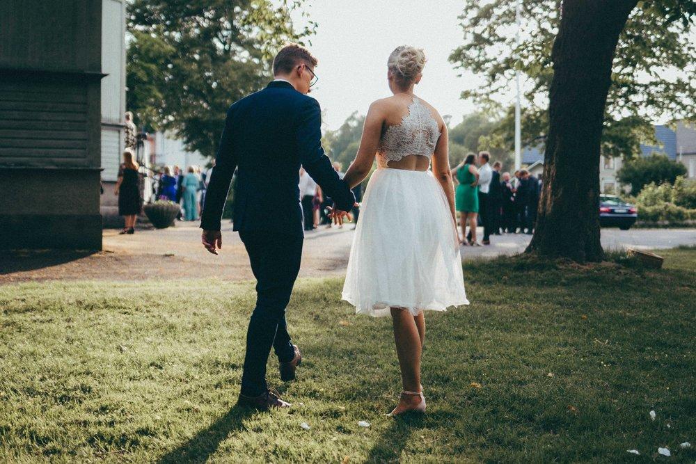 LINNÉA & DAVID - WEDDING