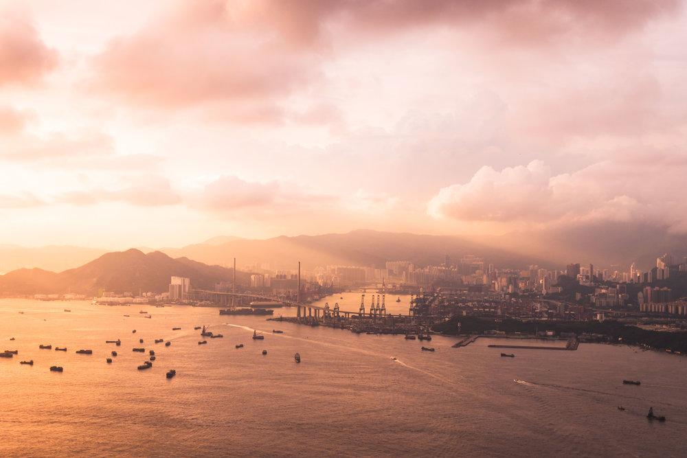 HONG KONG - TRAVEL