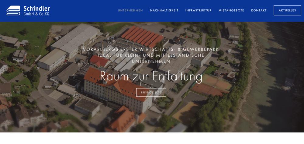 - Aufgabe: Konzept, grafisches Design, Umsetzung, Domain-TransferAuftraggeber: Schindler GmbH & Co KG