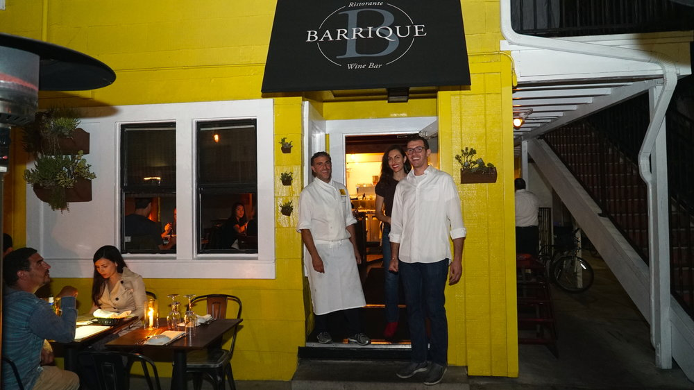 Barrique Venice Little Yellow House Chef Antonio Mure (1).JPG