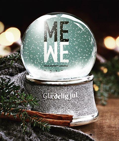 MeWe Space ønsker alle en rigtig glædelig jul, med håbet om at den bliver nydt sammen med dem I holder af. Pas godt på jer selv og hinanden. 🎅🏼🎄