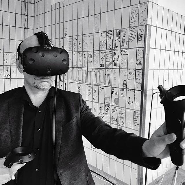 VR Ninja! Hos KoraVR