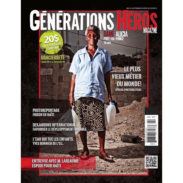"""L'édition """"Automne/Hiver 2013/2014"""" de notre magazine est disponible en ligne sur gheros.org/magazines"""