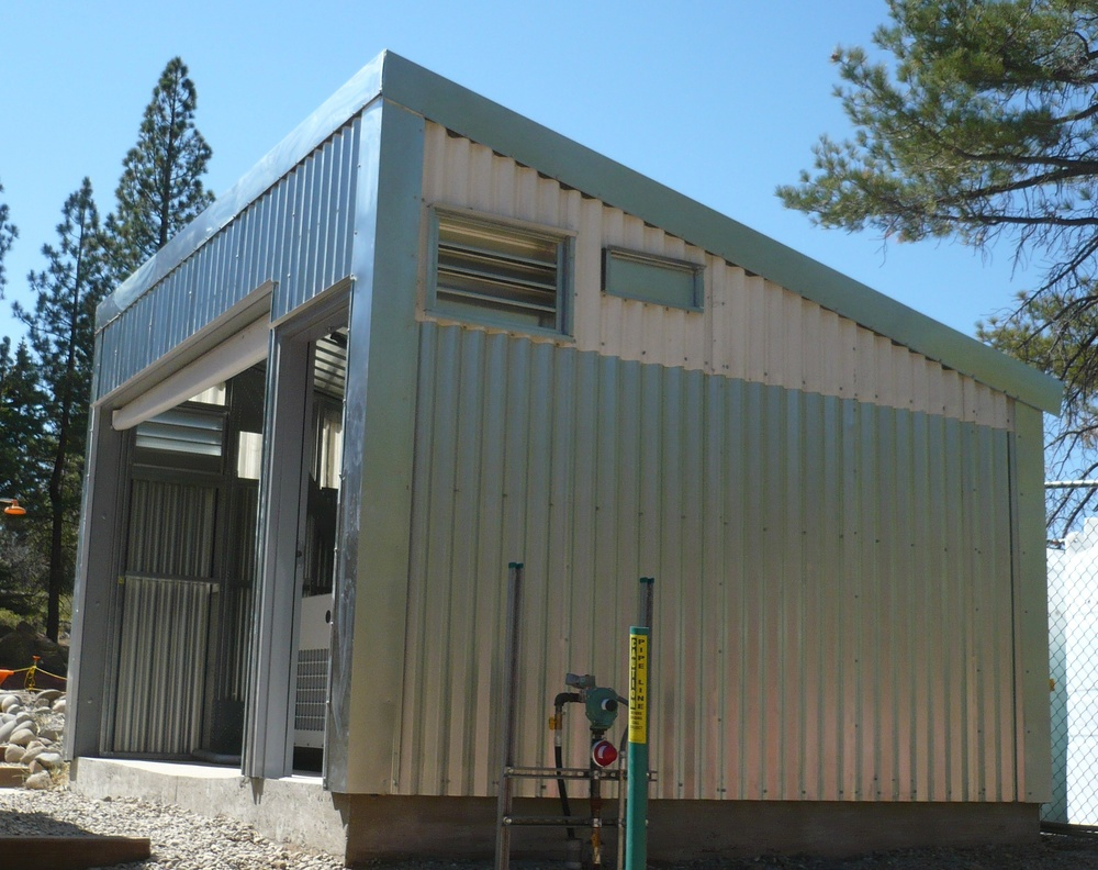 Generator enclosure