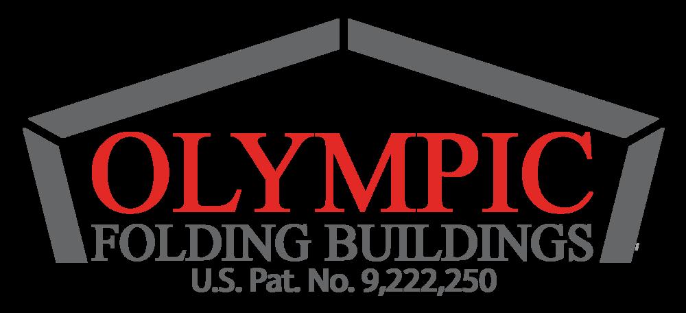 Olympic Folding Building logo