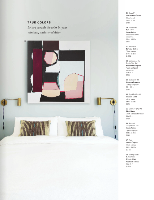 Saatchi Art Catalog - Fall 2016
