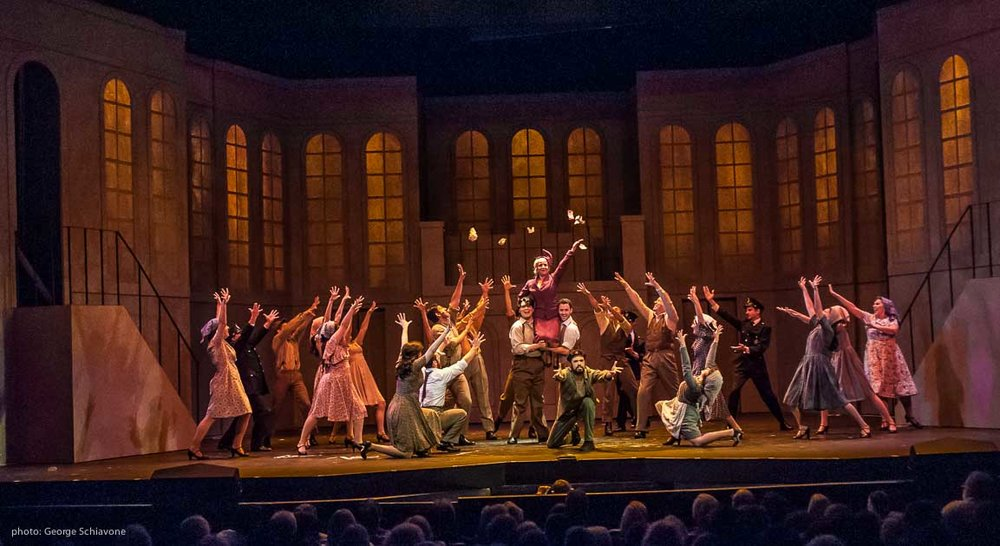 Evita Actor's Playhouse