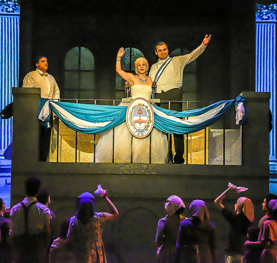 Evita Actors' Playhouse