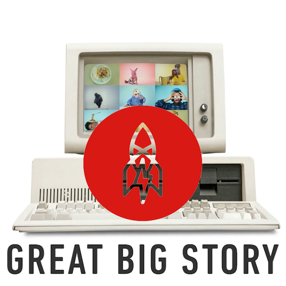 Great Big Story     On an internet full of junk, Great Big Story provides hearty, substantive content. I wrote their launch campaign