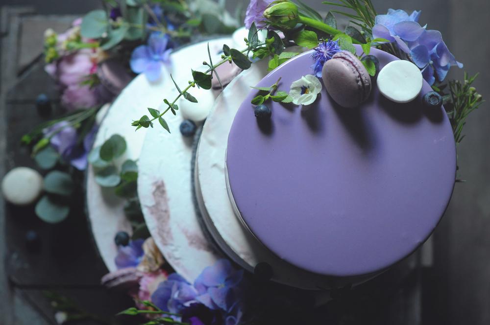Entremet patisserie florale | Cokoa