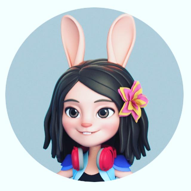Nila The Bunny  SECRET Album DEMOS