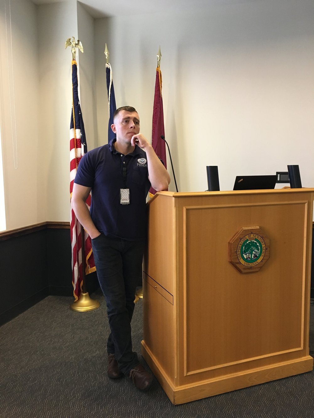 FEMA Region III Update, Zane Hadzick