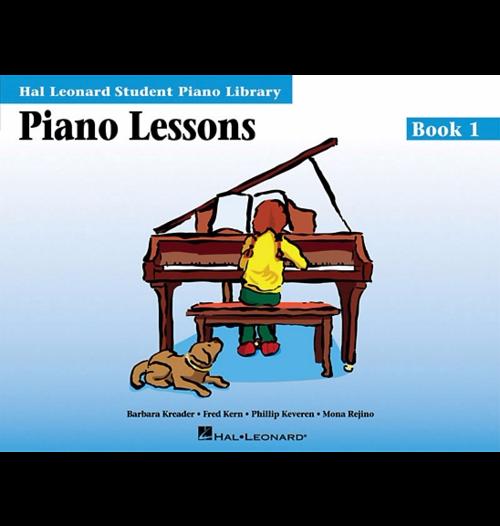 Hal Leonard Piano Lessons Book 1 Ryan Ace Music