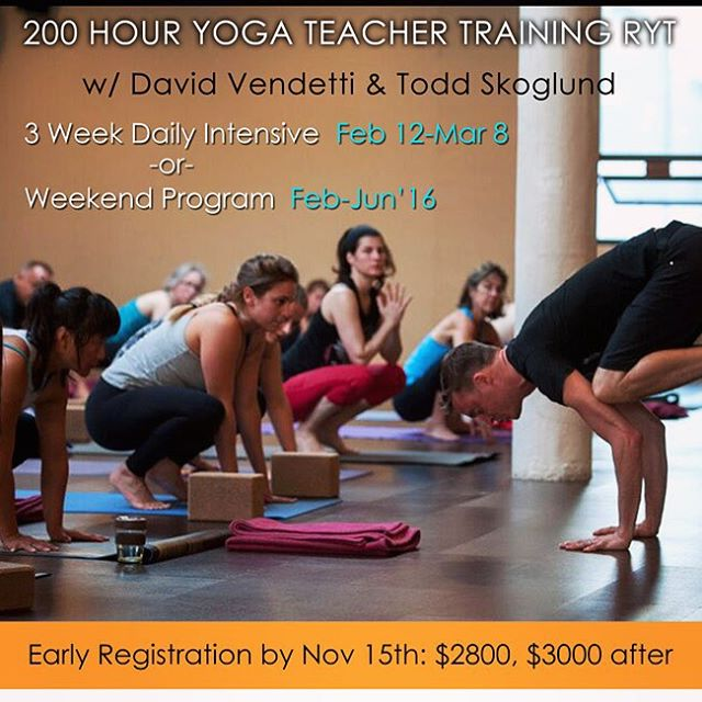This year is bound to be one of the most amazing teacher trainings in the history of the studio! Come one come all. Past graduates may join the adventure again for half price. Let's do this! #yogateachertraining, #yoga, #yogaeverydamnday, #yogalove, #southbostonyoga, #yogateacher