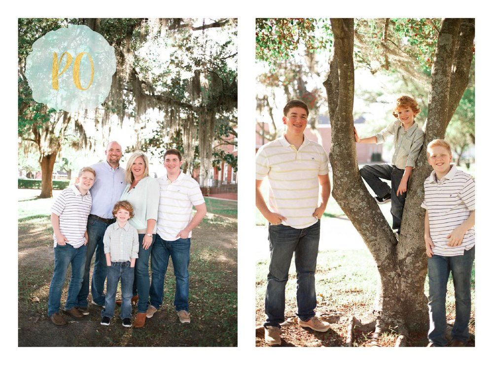 Conway, SC Family of 5 Session Spring_0014.jpg