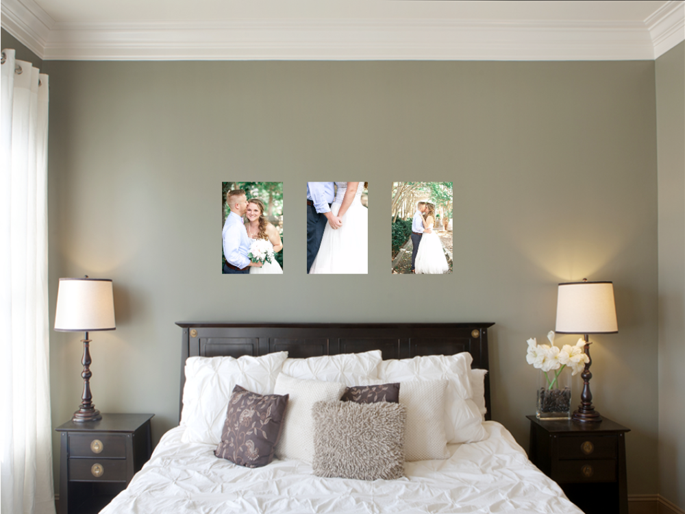 This could be a gorgeous grouping in their home don't you think?