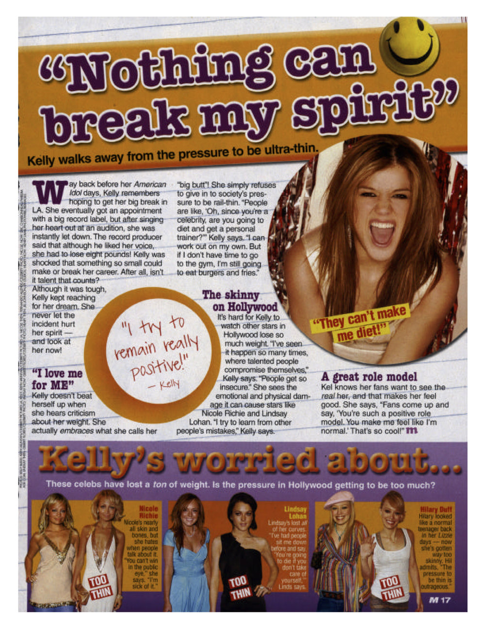 2005 | Kelly Clarkson