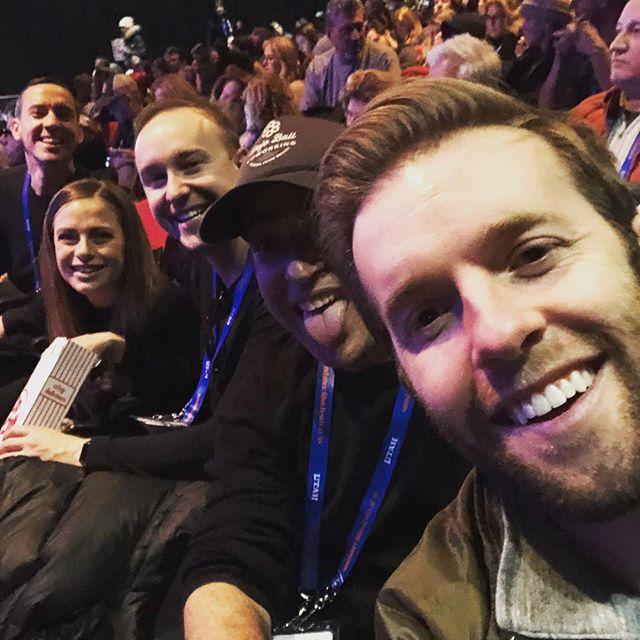 Movie time! #sundance2018 #parkcity #generationwealth was sooooo good!!
