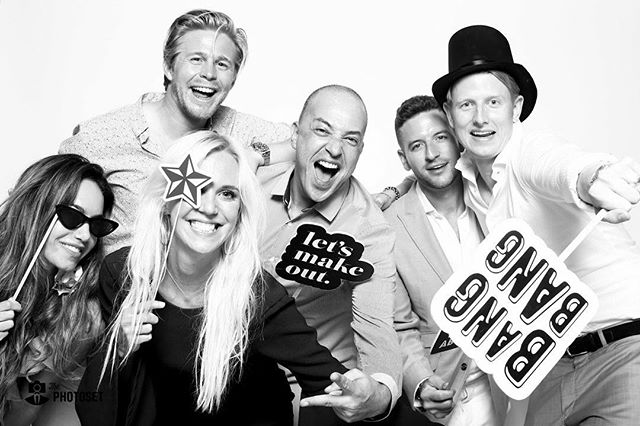 Love all the new friends from the #frankieandjonas #wedding - legit so much fun!!!