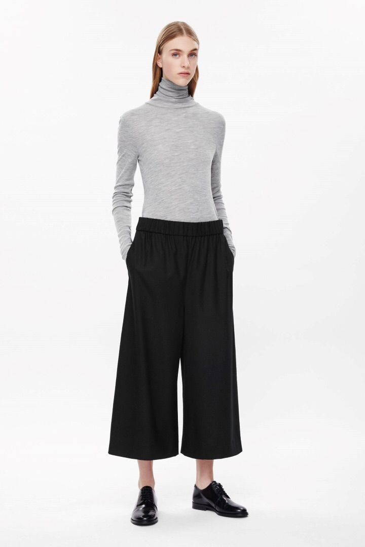 How I could look in my culottes if I lost 3 stone and wore a girdle
