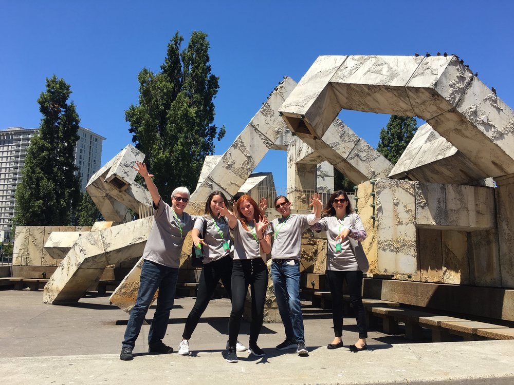 Where can I run this activity? - QuestIQ is an outdoor activity currently based in the Embarcadero district of San Francisco.Please let us know if you're interested in any other neighborhoods - we always have others in development and would love to hear your preferences!