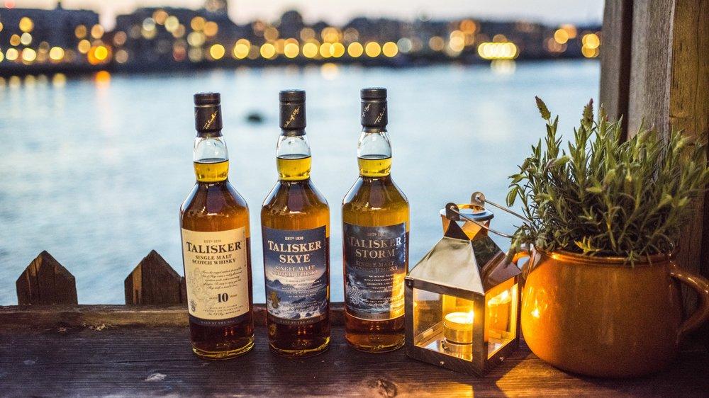 Talisker Whisky - River Thames Challenge