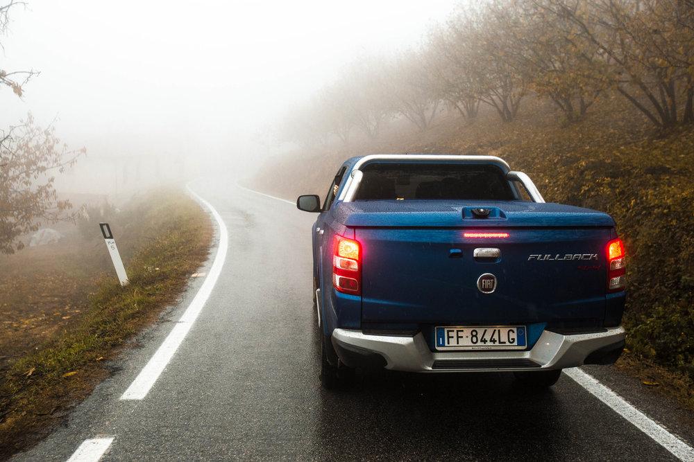 Fiat SUV Fullback