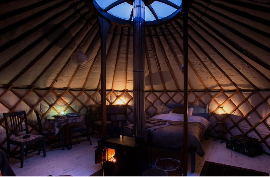 Runach Arainn Luxury Yurts