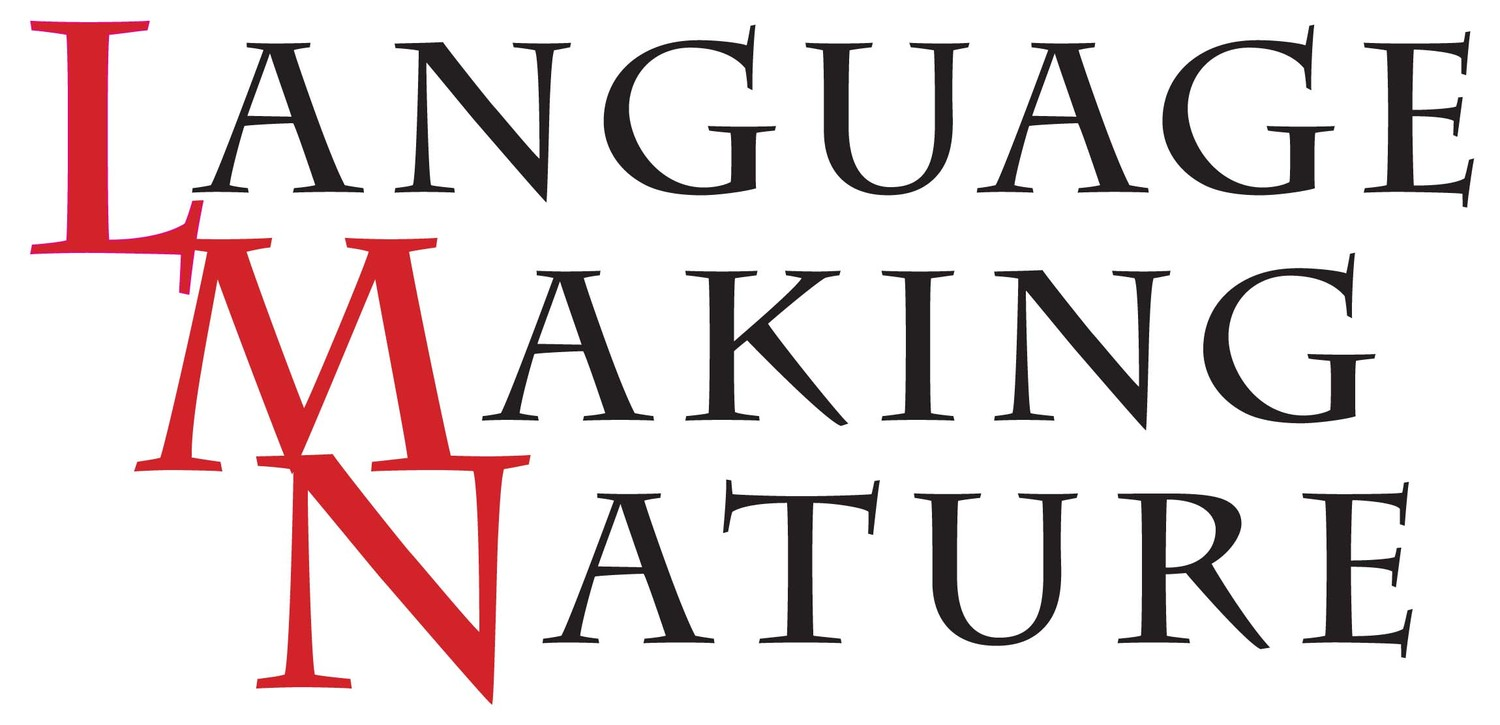 Language Making Nature