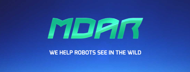 MDAR: Motion-contrast 3D scanning to help robots see in the wild.