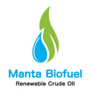 Manta Biofuel: Renewable crude oil from algae in three steps.