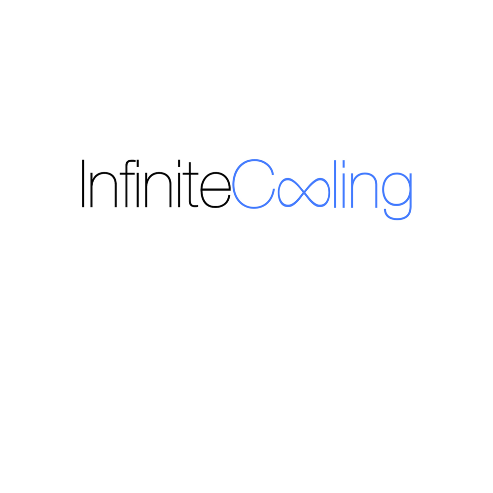 Infinite Cooling's technology can reduce power plant water consumption by capturing steam escaping from cooling towers.