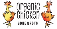 OrganicChicken - made with Bostocks organic chicken and Chantal Organic ACV, and...