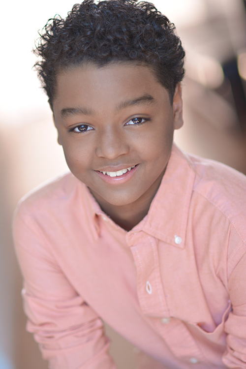Teen actor headshot 10