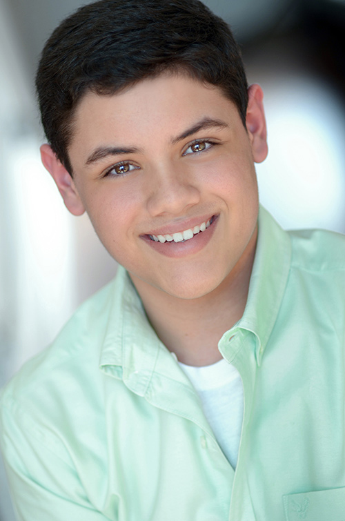 Teen actor headshot 15