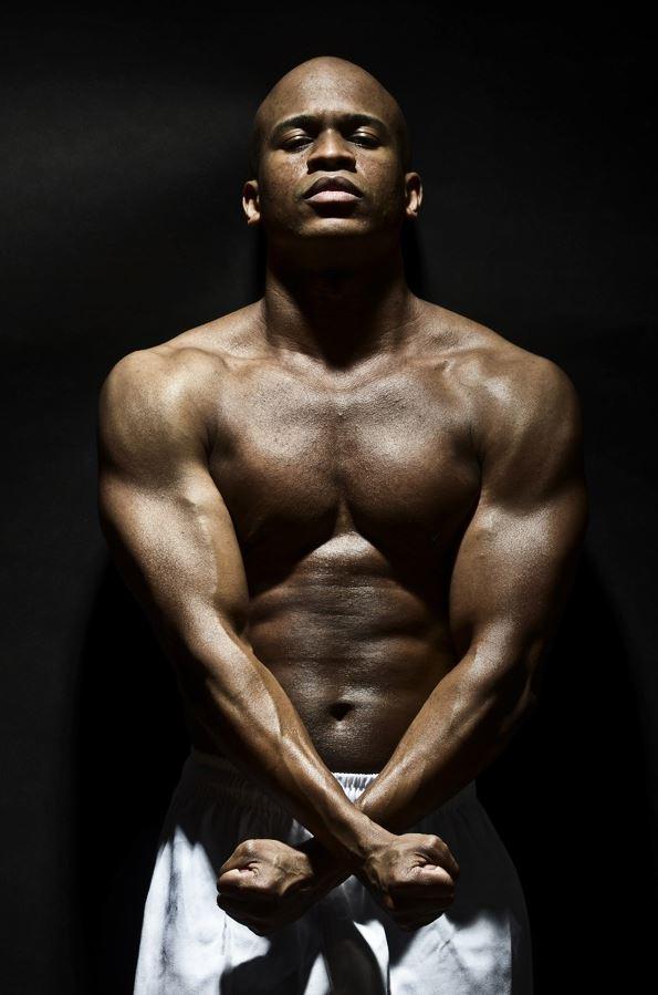 In Studio fitness photo