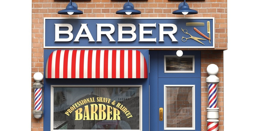 barbers corner chat But when your barbers are blademaiden and beardsmith behold the barbers of batavia's beardsgaard batavia restaurant madness around the corner.