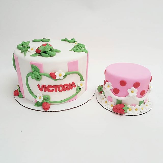 Strawberry Shortcake!